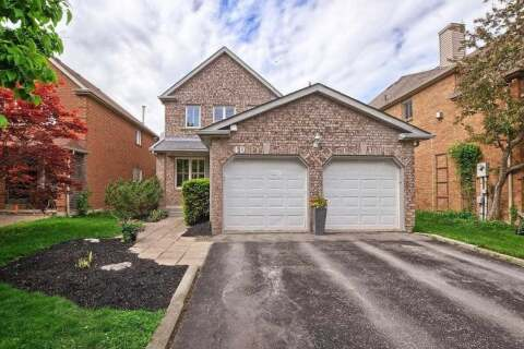 House for sale at 40 Beechbrooke Wy Aurora Ontario - MLS: N4780135