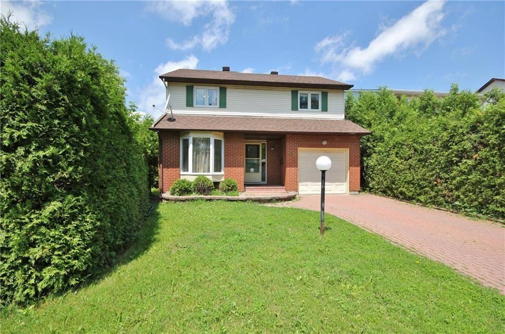 House for sale at 40 Bernier Te Kanata Ontario - MLS: 1168469