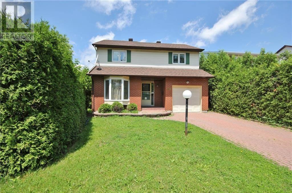 House for sale at 40 Bernier Te Kanata Ontario - MLS: 1175826