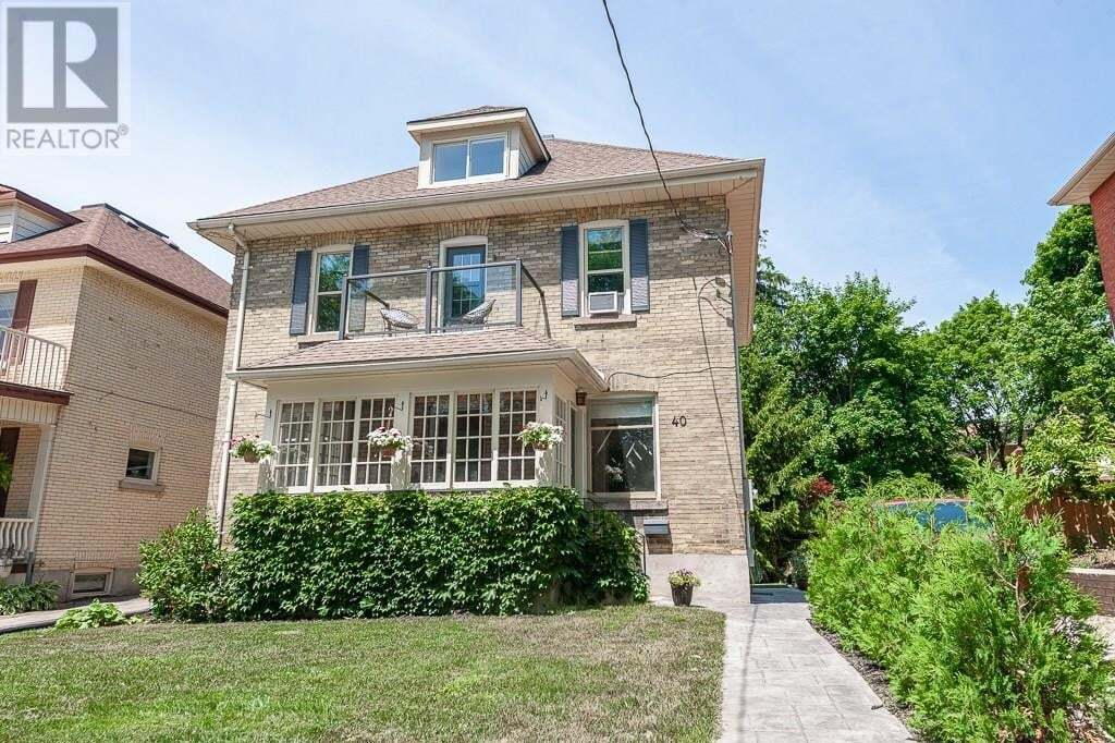 House for sale at 40 Birmingham St Stratford Ontario - MLS: 30818549