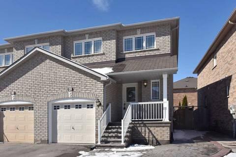 Townhouse for sale at 40 Blackthorn Dr Vaughan Ontario - MLS: N4402513