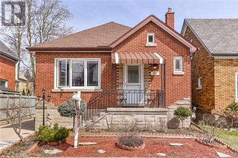 House for sale at 40 Bruder Ave Kitchener Ontario - MLS: 30724658