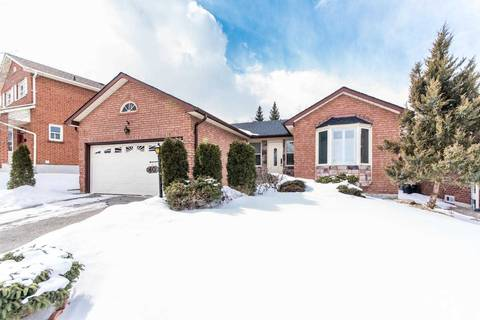 House for sale at 40 Canadian Oaks Dr Whitby Ontario - MLS: E4376464