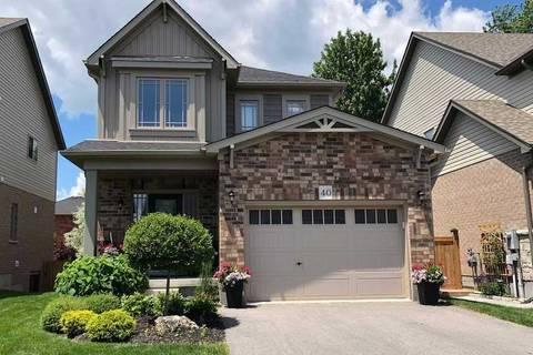 House for sale at 40 Carleton Tr New Tecumseth Ontario - MLS: N4666207