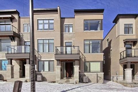 Townhouse for sale at 40 Carrville Woods Circ Vaughan Ontario - MLS: N4534934