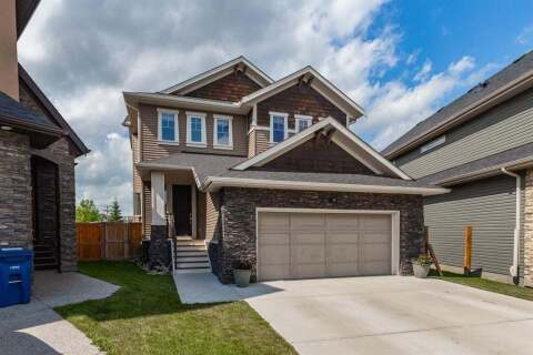 House for sale at 40 Cooperstown  Pl SW Airdrie Alberta - MLS: A1020307