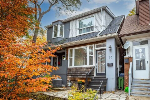 Townhouse for sale at 40 Corley Ave Toronto Ontario - MLS: E4968906