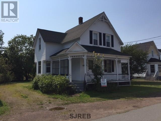 For Sale: 40 Court Street, Sussex, NB | 4 Bed, 2 Bath House for $90,000. See 17 photos!