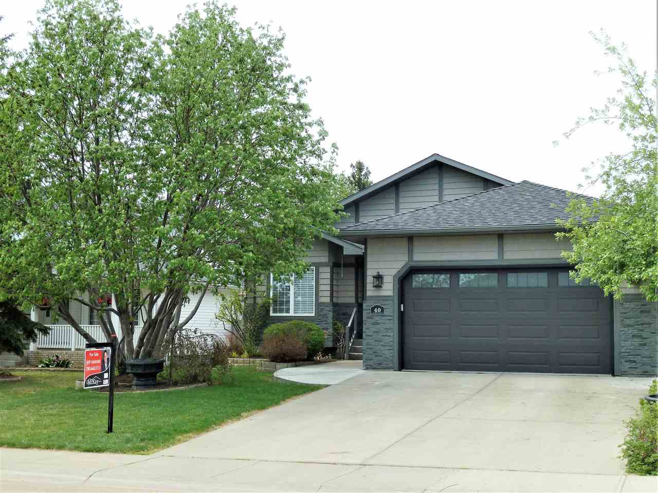 For Sale: 40 Courtenay Drive, Sherwood Park, AB | 6 Bed, 3 Bath House for $589,900. See 30 photos!