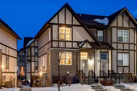 Townhouse for sale at 40 Cranarch Rd Southeast Calgary Alberta - MLS: C4289172