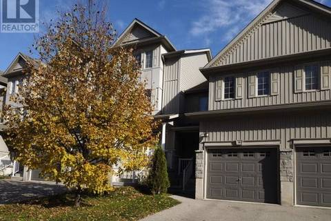 Townhouse for rent at 40 David Bergey Dr Unit 14 Kitchener Ontario - MLS: 30734052