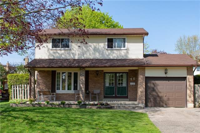 For Sale: 40 Deerpark Crescent, Clarington, ON | 4 Bed, 3 Bath House for $499,900. See 20 photos!
