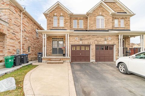 Townhouse for rent at 40 Delport Clse Brampton Ontario - MLS: W4994745