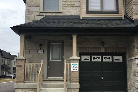 Townhouse for sale at 40 Deneb St Barrie Ontario - MLS: S4419867