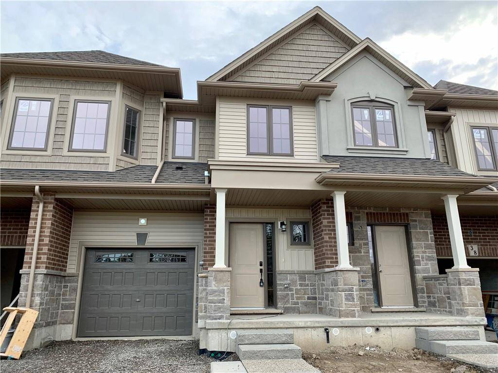 Townhouse for sale at 40 Dennis Dr Smithville Ontario - MLS: H4066482