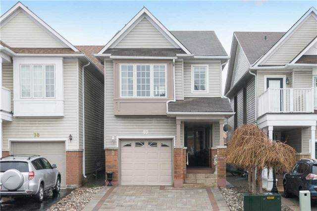 For Sale: 40 Dills Crescent, Milton, ON | 4 Bed, 4 Bath House for $721,888. See 20 photos!