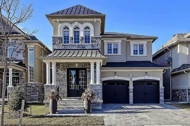 For Rent: 40 Dunrobin Crescent, Vaughan, ON | 4 Bed, 4 Bath House for $3,500. See 9 photos!