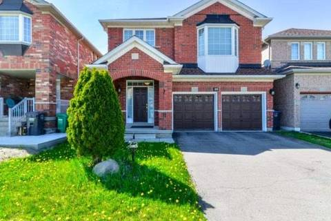 House for sale at 40 Dunure Cres Brampton Ontario - MLS: W4454445