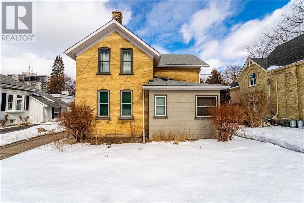Townhouse for sale at 40 Ellen St East Kitchener Ontario - MLS: 30792193
