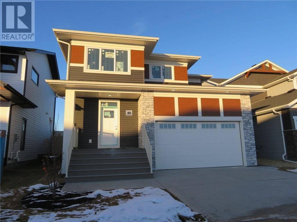 House for sale at 40 Ellington Cres Red Deer Alberta - MLS: ca0181477