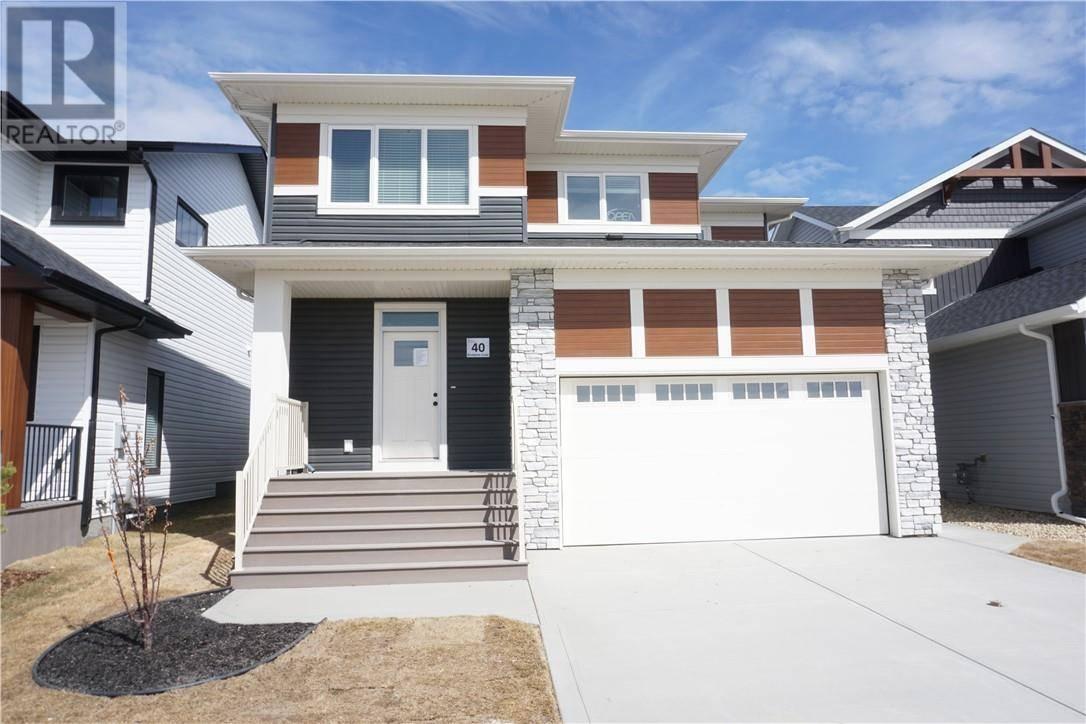 House for sale at 40 Ellington Cres Red Deer Alberta - MLS: ca0190537