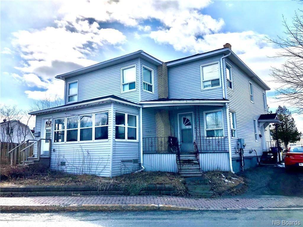 Residential property for sale at 40 Emmerson St Edmundston New Brunswick - MLS: NB042896