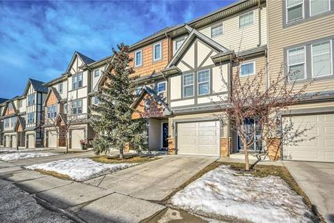 Townhouse for sale at 40 Eversyde Pk Southwest Calgary Alberta - MLS: C4283416