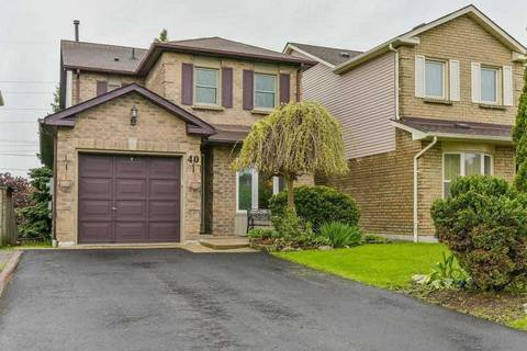 House for rent at 40 Fairmeadow Pl Whitby Ontario - MLS: E4670365