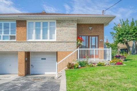 Townhouse for sale at 40 Fallingdale Cres Toronto Ontario - MLS: W4586348