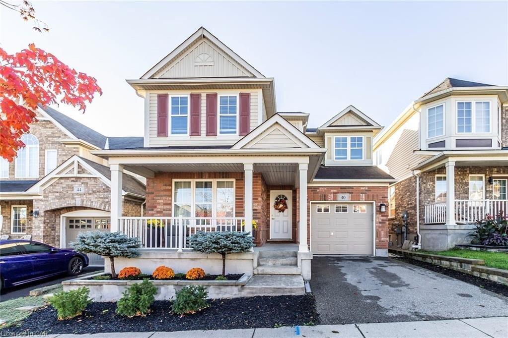 House for sale at 40 Fletcher Circ Cambridge Ontario - MLS: 40027156