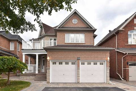 House for sale at 40 Fossil Hill Rd Vaughan Ontario - MLS: N4616976