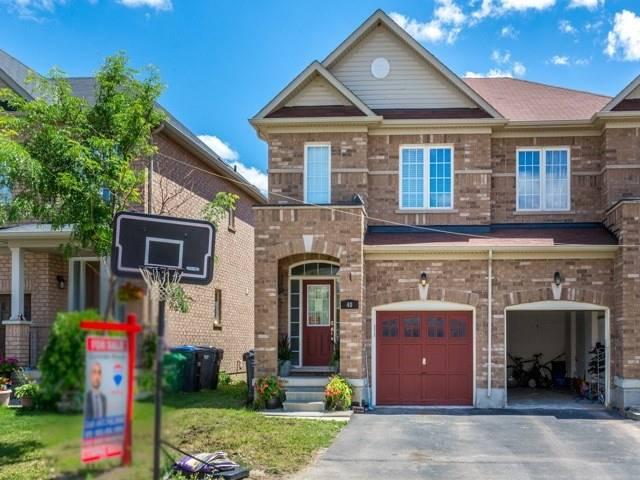 House for sale at 40 Frenchpark Circle Brampton Ontario - MLS: W4304092