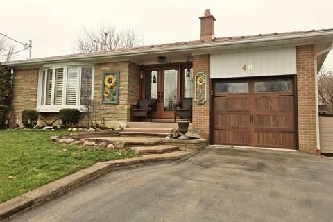 House for sale at 40 Greystone Cres Halton Hills Ontario - MLS: W4734763