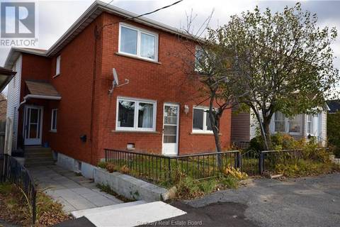 Townhouse for sale at 40 Gutcher Ave Sudbury Ontario - MLS: 2072519