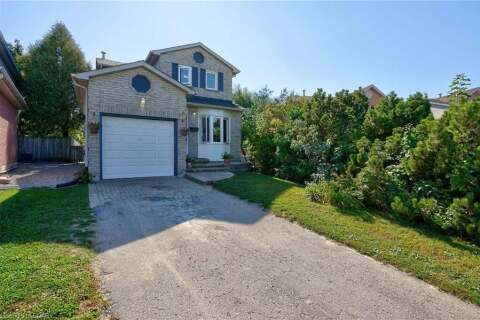 House for sale at 40 Hadden Cres Barrie Ontario - MLS: 40014817