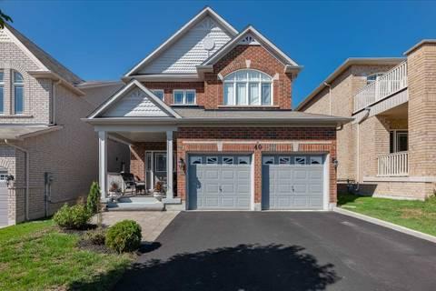 House for sale at 40 Harvest Hills Blvd Newmarket Ontario - MLS: N4577645