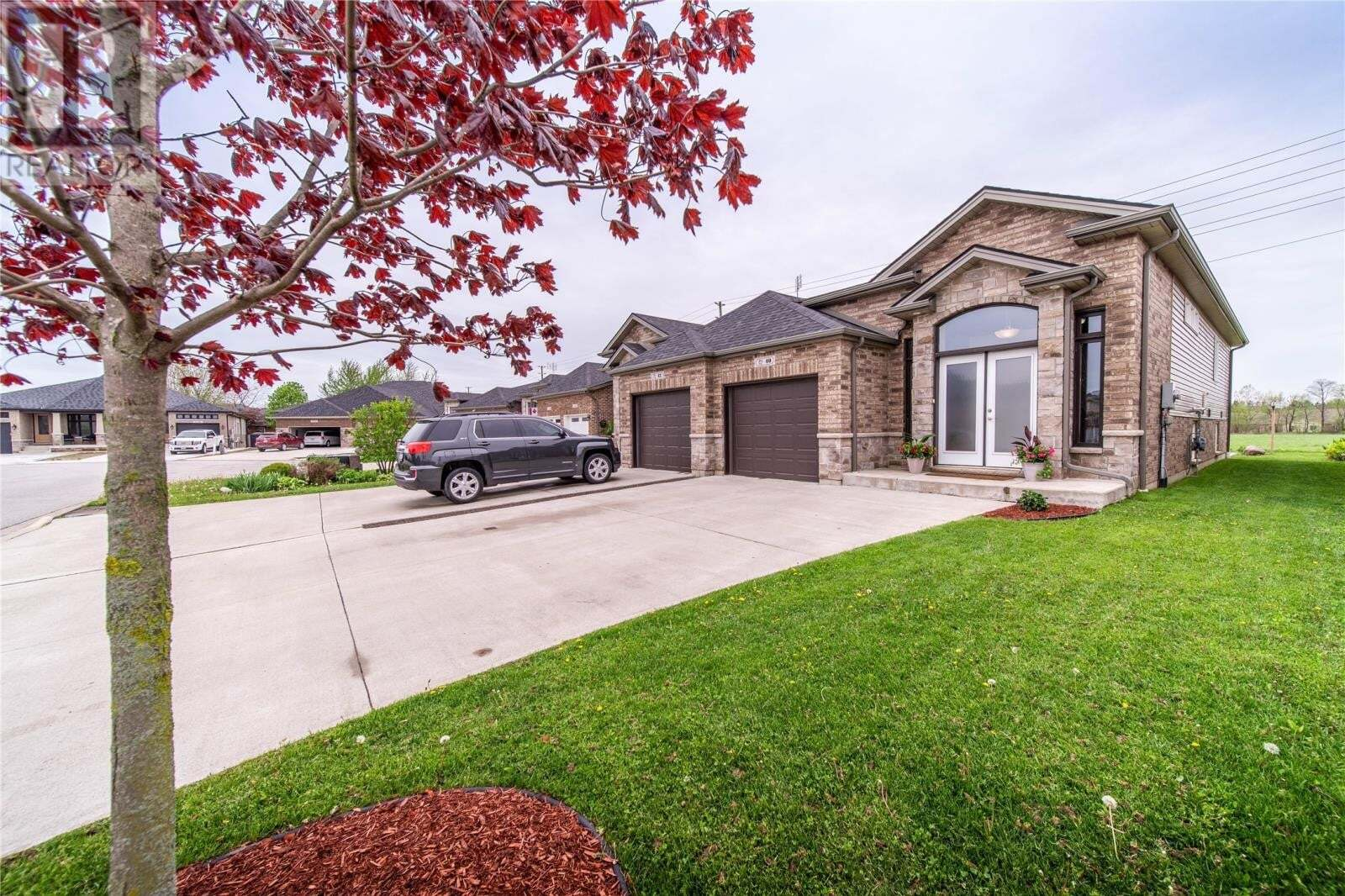 House for sale at 40 Hazel  Kingsville Ontario - MLS: 20005750