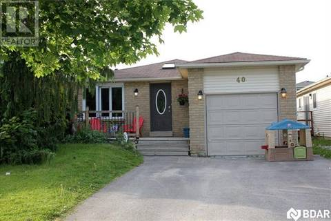 House for sale at 40 Hickling Tr Barrie Ontario - MLS: 30744183