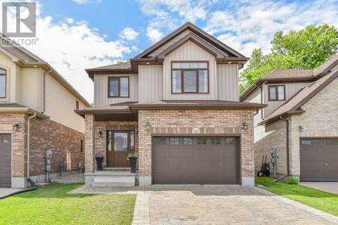 House for sale at 40 Hinrichs Cres Cambridge Ontario - MLS: 30743823