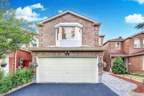 House for sale at 40 Houndtrail Dr Toronto Ontario - MLS: E4822630