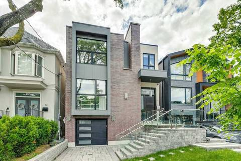 House for sale at 40 Hoyle Ave Toronto Ontario - MLS: C4517920