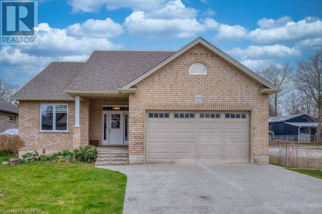 House for sale at 40 James St Innerkip Ontario - MLS: 256067