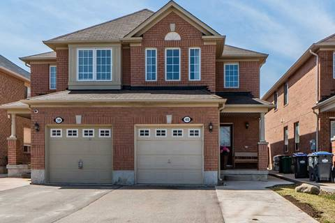 Townhouse for sale at 40 Jingle Cres Brampton Ontario - MLS: W4421667