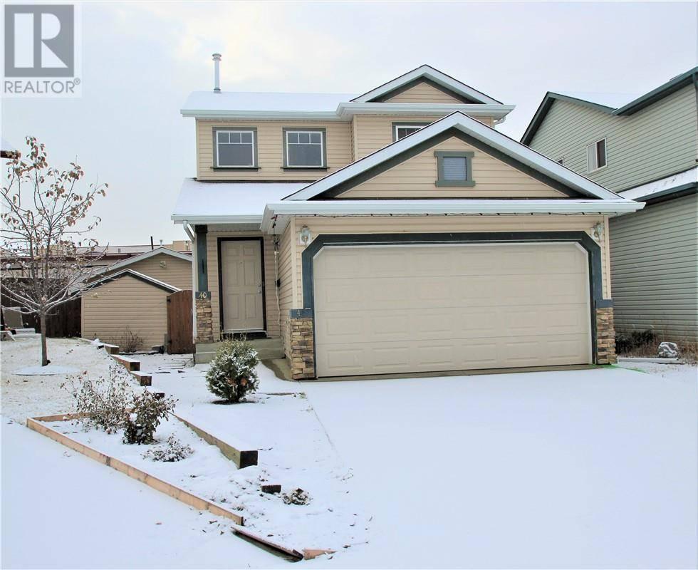 House for sale at 40 Jones Cres Red Deer Alberta - MLS: ca0182982