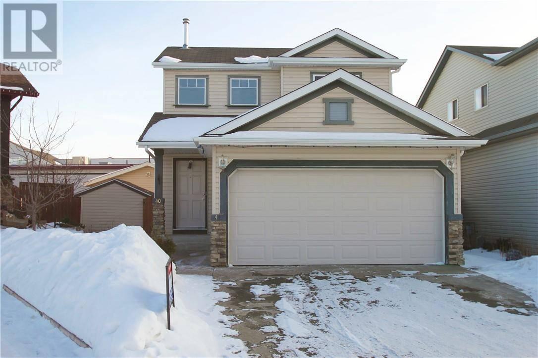 House for sale at 40 Jones Cres Red Deer Alberta - MLS: ca0189472