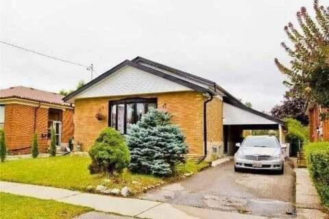 House for sale at 40 Kecala Rd Toronto Ontario - MLS: E4813067