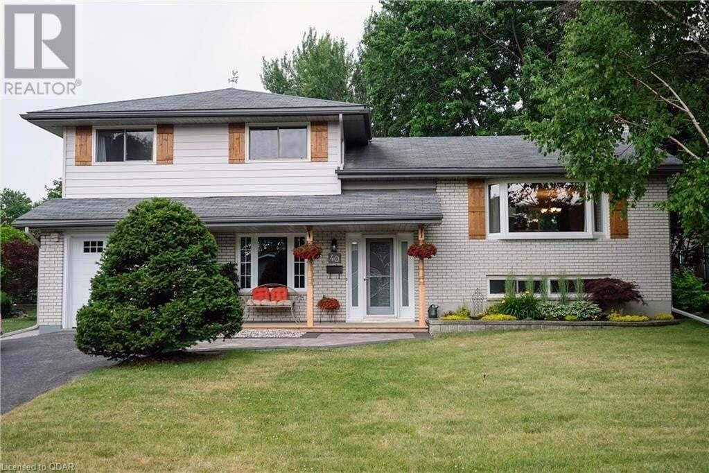 House for sale at 40 Keller Dr Belleville Ontario - MLS: 268693