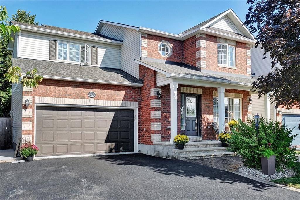 House for sale at 40 Kittiwake Dr Stittsville Ontario - MLS: 1171461