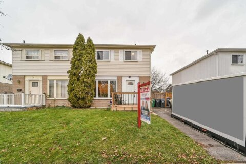 Townhouse for sale at 40 Lauderdale Rd Brampton Ontario - MLS: W5000822
