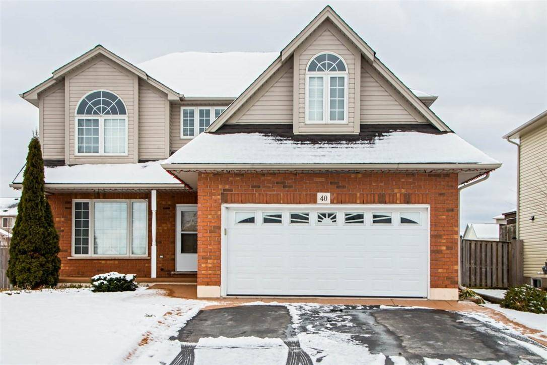 House for sale at 40 Lindan St Smithville Ontario - MLS: H4065108